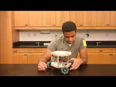 Ab's Omnidirectional Robot - Milestone 1