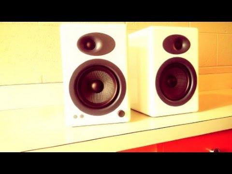Hook up audioengine speakers