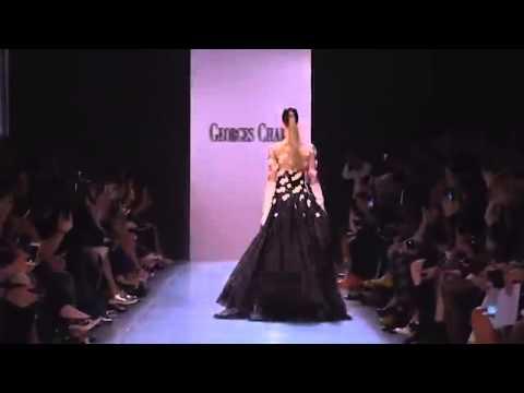 Georges Chakra,  Lebanese Fashion show Fall Winter 2014-2015
