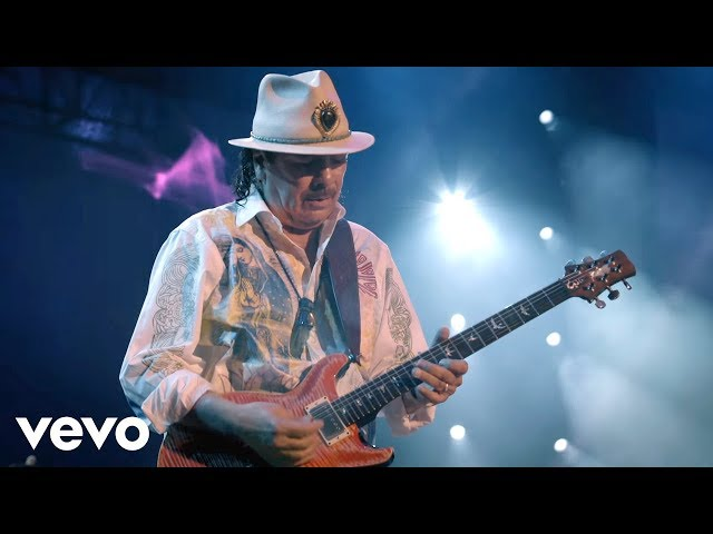 Santana - Amor Correspondido (Live From Mexico: Live It To Believe It) ft. Diego Torres