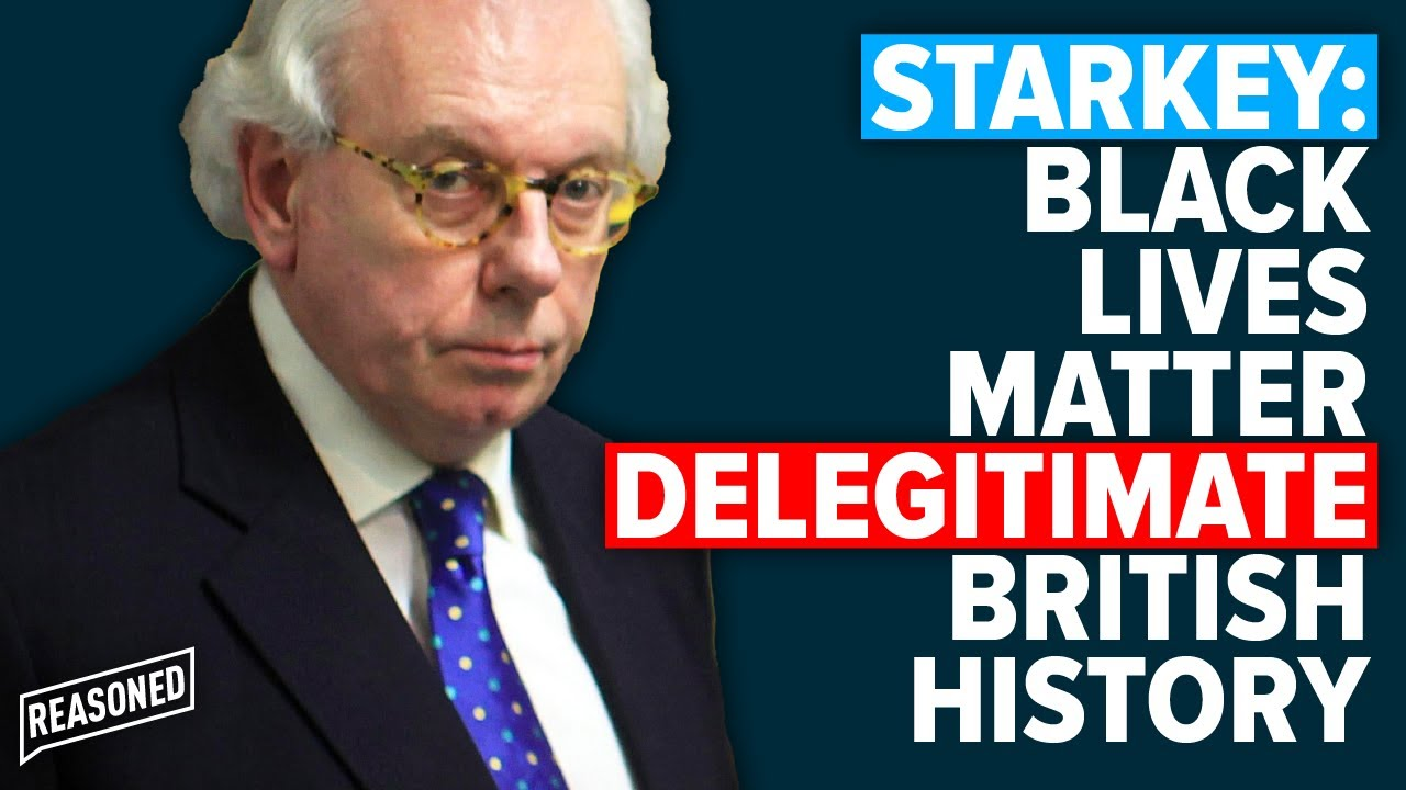 Dr David Starkey: Black Lives Matter Aims To Delegitimate British History