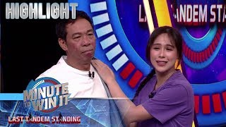 Empress, nahuling may ibang babae si Long Mejia | Minute To Win It