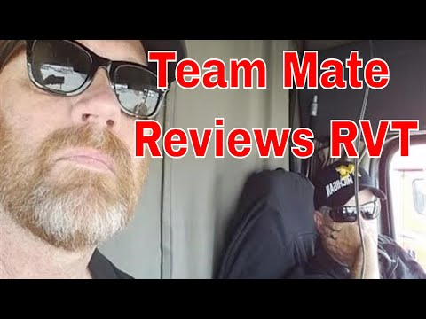 CDL Team Mate 1 Week Review Of Red Viking Trucker | RVT | RVTGear.com