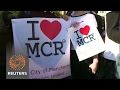 Calls for unity at Manchester vigil