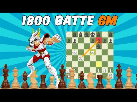 Giocatore da 1800 Batte Gran Maestro di Scacchi - Mattoscacco
