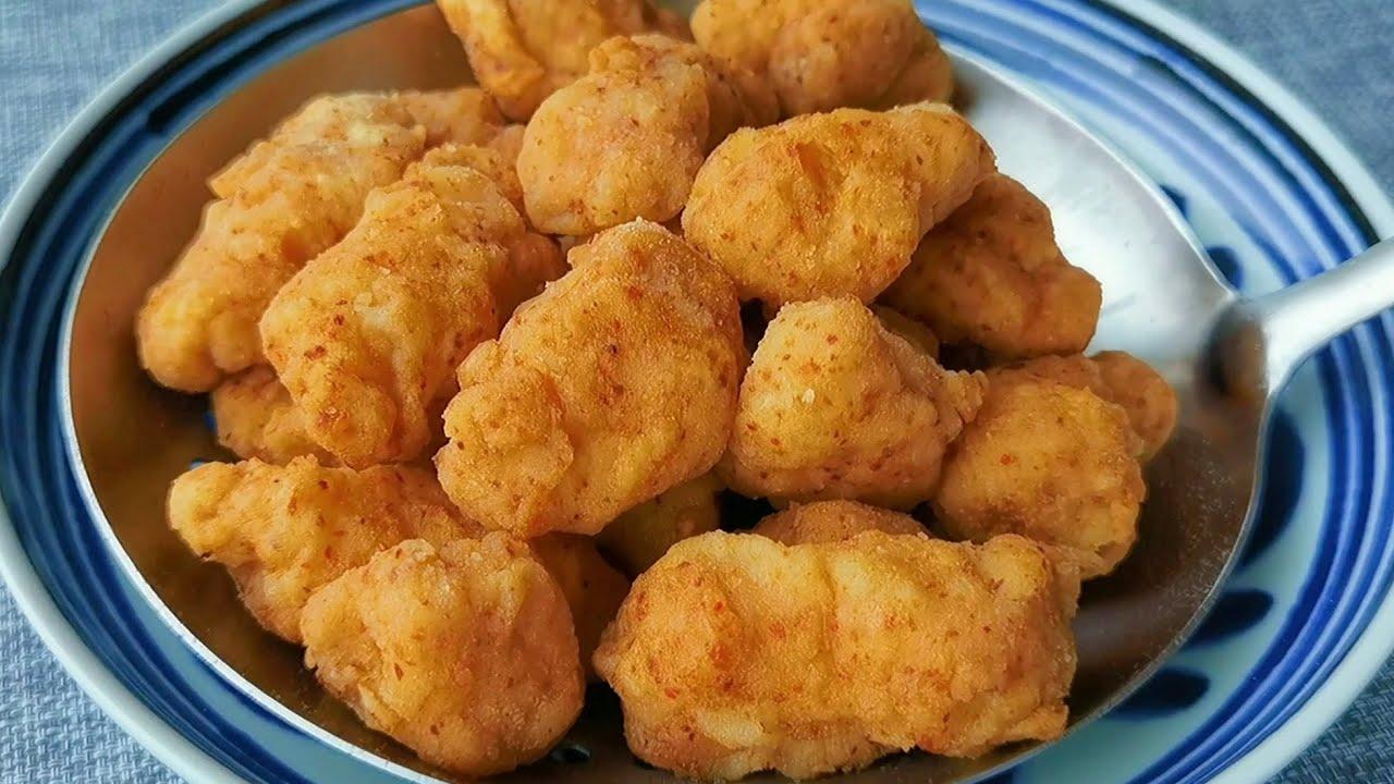 【小穎美食】炸雞到底用麵粉還是澱粉?許多人都搞不懂,大廚教你正確做法,香