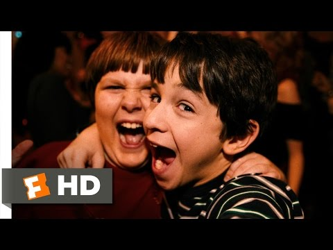 Diary Of A Wimpy Kid: Rodrick Rules (2011) - Did Somebody Say Dance? Scene (2/5) | Movieclips
