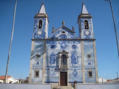 Igreja Matriz de Santa Marinha. Cortegaça. Portugal