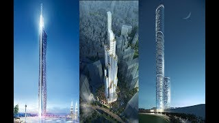 20 Tallest Buildings by Country Ranking 2018 (Under Construction)