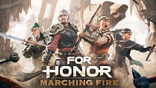 Video de FOR HONOR | MARCHING FIRE!! Nuevo DLC Y NUEVO MODO ARCADE!! | Stratus