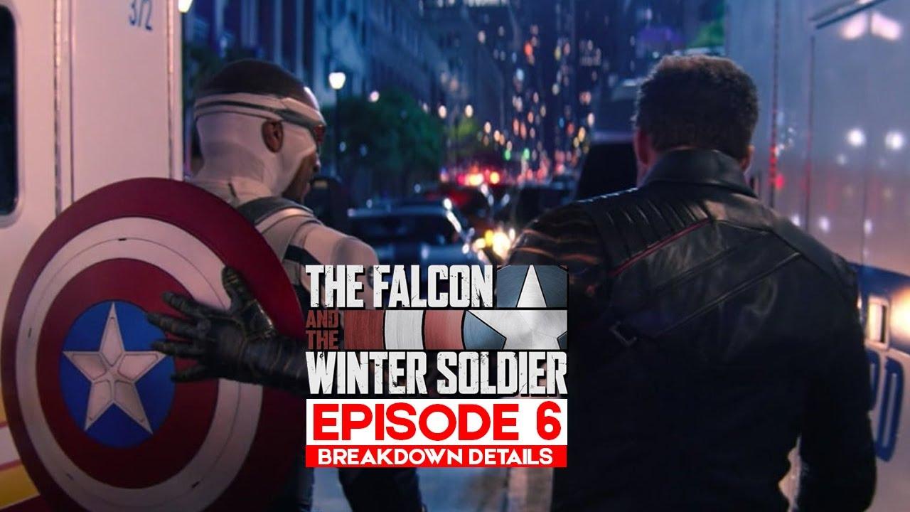 Download WAJAH BARU CAPTAIN AMERICA & LAHIRNYA US AGENT   THE FALCON & THE WINTER SOLDIER EPISODE 6 BREAKDOWN