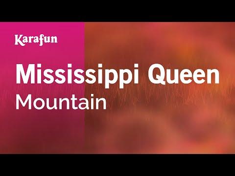 Karaoke Mississippi Queen - Mountain *