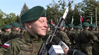 Przysięga Wojskowa w Akademii Wojsk Lądowych