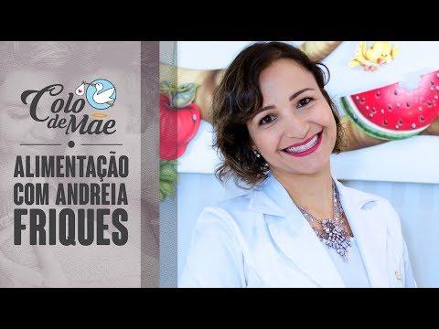 PBB Colo de Mãe - Falando sobre ALIMENTAÇÃO com ANDREIA FRIQUES