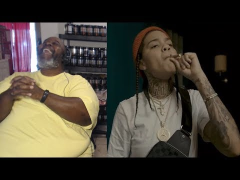 Dad Reacts to Young MA I Get The Bag Freestlye