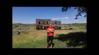 Abandoned Gunsmoke Filmset