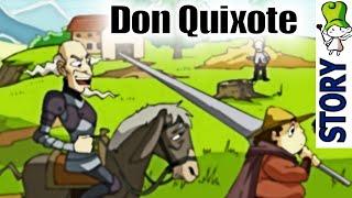 Don Quixote  - Bedtime Story (BedtimeStory.TV)