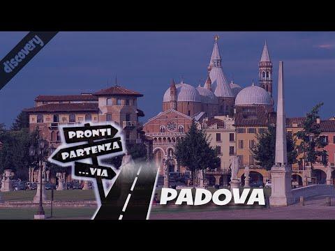 Pronti Partenza...Via - PADOVA la città del Santo 'senza nome' #documentario