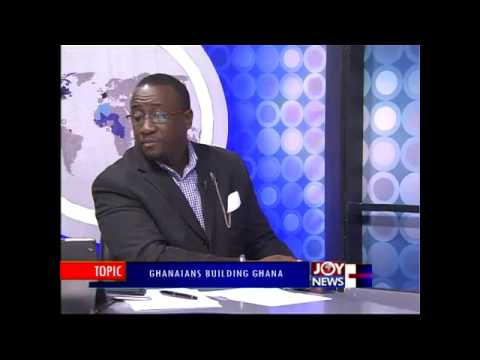 Ghanaians Building Ghana - PM Express on Joy News (2-2-15)