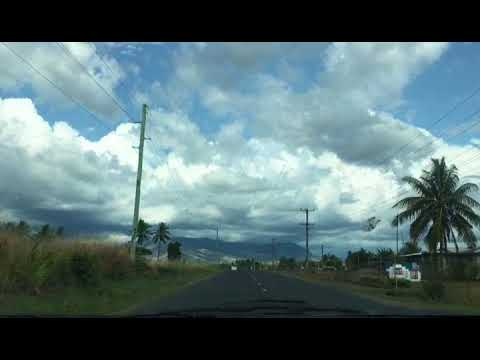 Fiji - Nadi to Sleeping Giant Zipline Drive