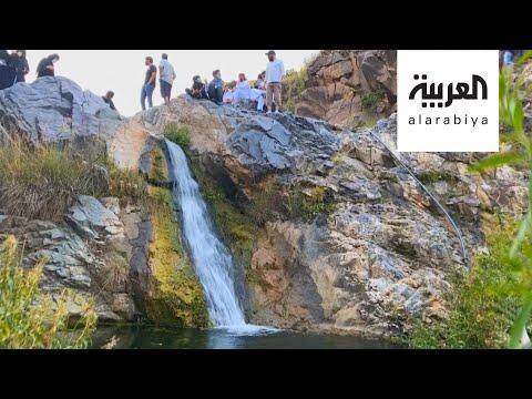 صباح العربية | شاهد طبيعة السودة الخلابة  - نشر قبل 42 دقيقة