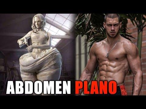Descolgamiento de abdomen al perder peso rapido