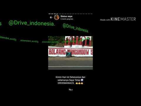 DRIVE SEAKAN DI SURGA (↗️Drivemaniacs Gorontalo)