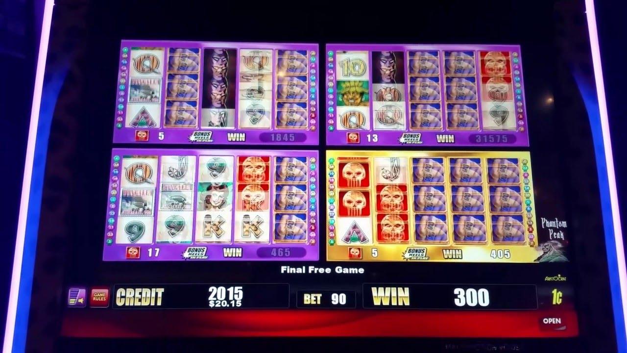 Phantom Slots