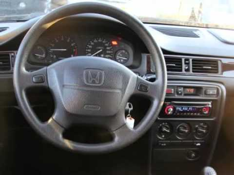honda civic aerodeck vtec e airco youtube. Black Bedroom Furniture Sets. Home Design Ideas