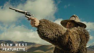 Slow West | The Cast | Official Featurette HD | A24