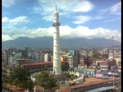 Dharahara Re-building started in Nepal