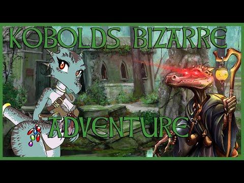 Narrated D&D Story: Kobolds Bizarre Adventure