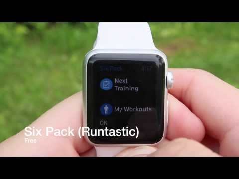 Top 5 Workout Apps for the Apple Watch + MUST Have Acessory