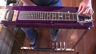 Gambar cover THE NEW MSA LEGEND XL S10 PEDAL STEEL GUITAR