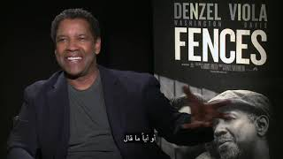 Denzel Washington on Race in the US and in Hollywood