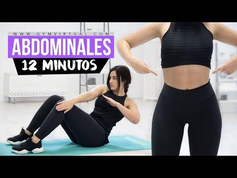 ejercicios para abdomen plano y gluteos