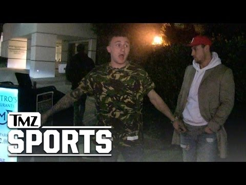 JOHNNY MANZIEL: 'I'M DOING REALLY WELL' ... Sober and Training Hard | TMZ Sports