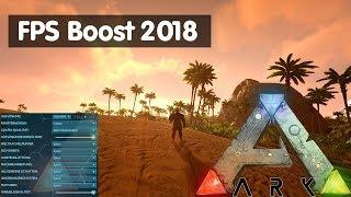 Ark Survival Evolved 🦕 FPS Boost / Performance verbessern [2018 | Deutsch/German]