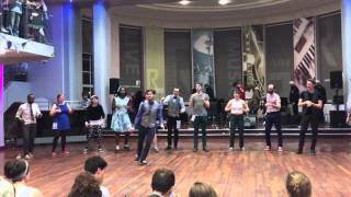 Solo Jazz Competition - Swing Revolution 2015