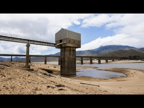 Water crisis in Cape Town as