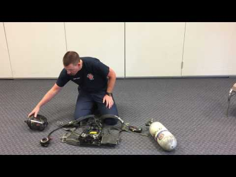 SCBA Inspection and Operation