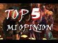 TOP 5 de Resident evil ( Demosaurio DX )