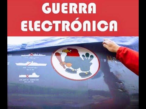 HMS SHEFFIELD - ARGENTINA PIONERA - GUERRA ELECTRÓNICA