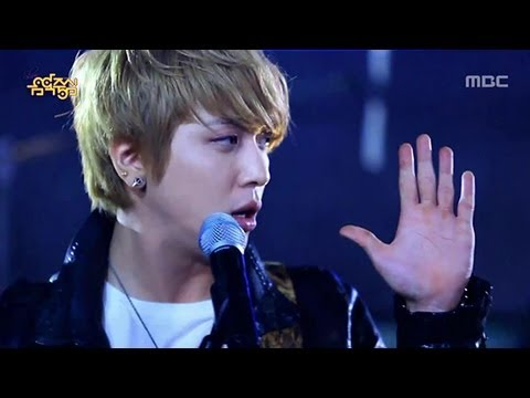 CNBLUE - I'm Sorry, 씨엔블루 - 아임 쏘리, Music Core 20130126