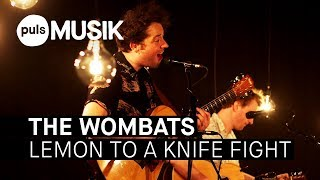 The Wombats - Lemon To A Knife Fight (PULS Live Session)