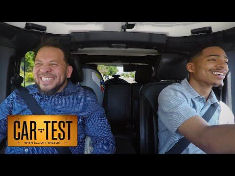 Car Test: Arin Ray
