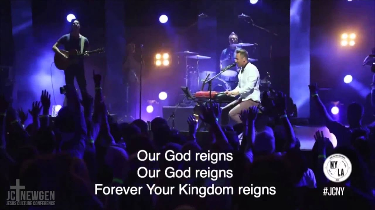Our father jesus culture
