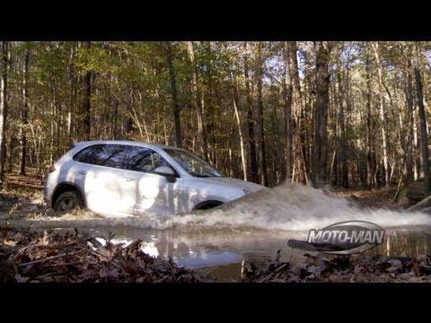 Porsche Cayenne Off Road Autocross