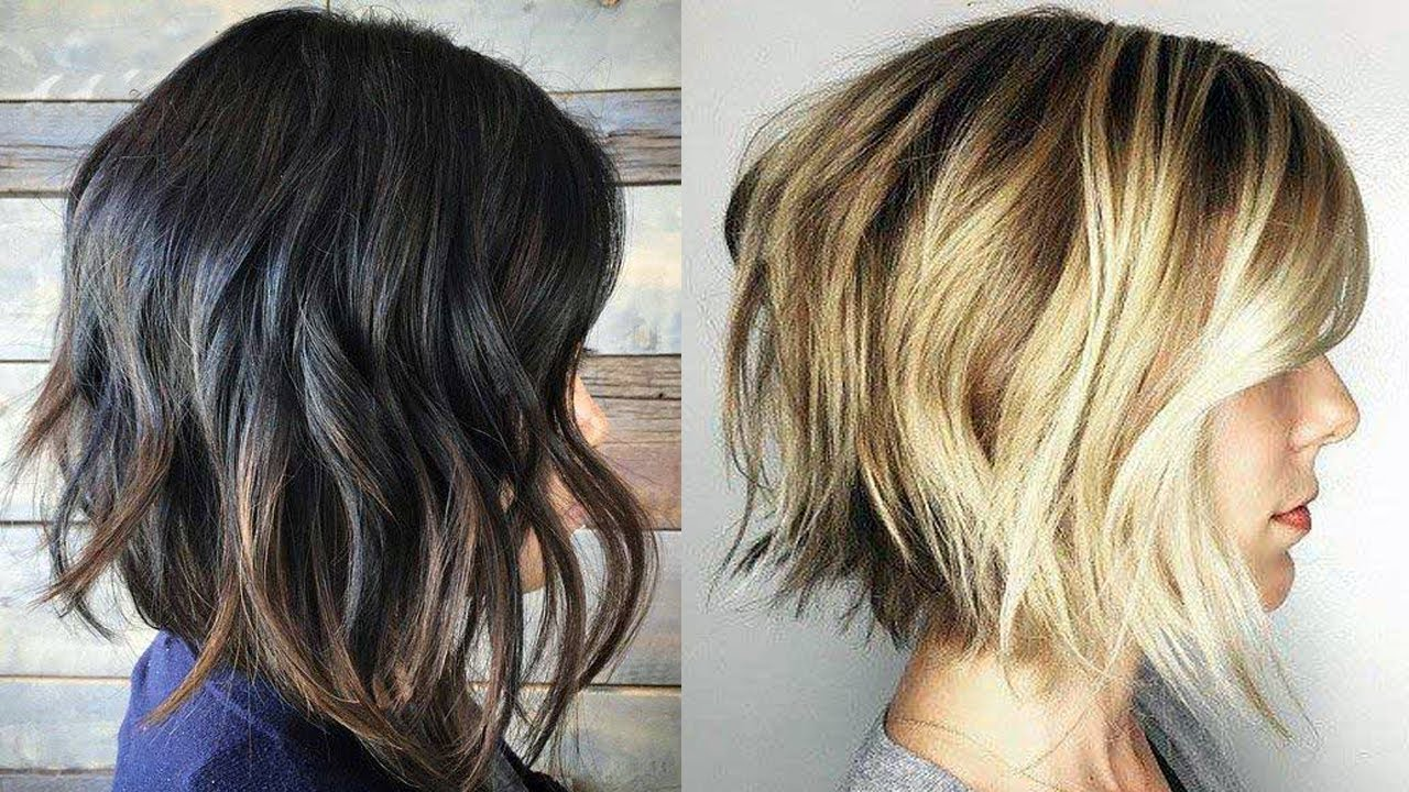 Latest Short Wavy Hair Cut Easy Short Hairstyles You Should Try Youtube