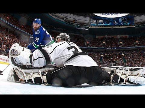 Shootout: Kings vs Canucks